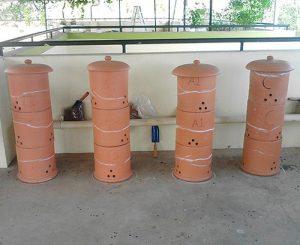 Biopot units