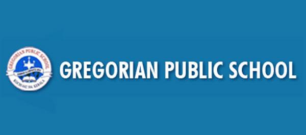 Gregorian Public School Logo